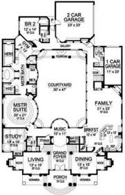 Home Plans With Courtyards Plan 81384w Open Courtyard Dream Home Plan Mediterranean House