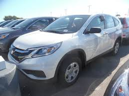 2016 used honda cr v awd 5dr lx at honda of fayetteville serving