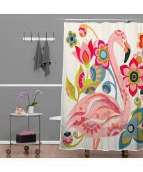 Flamingo Shower Curtains Flamingo Shower Curtains Shower Curtain Rod