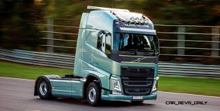 volvo track top 4 reasons to become a professional truck driver