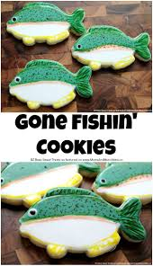 best 25 fish cookies ideas on pinterest cookie decorating icing