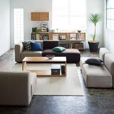 Tips For Living A New Way  Compact Life MUJI - Muji sofas