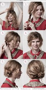 10 curly hairstyle tutorials inspired