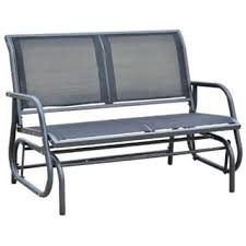 Steel Garden Bench Outdoor Benches Shop The Best Deals For Nov 2017 Overstock Com