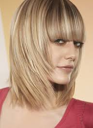 long bob with fringe hairstyles long bob lob haircuts 2015 women