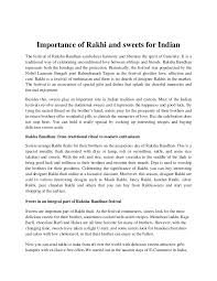 importance of rakhi and for indian