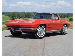 1987 corvette specs 1964 chevrolet corvette for sale on classiccars com 52 available