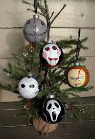 scary ornamentsjason friday the 13thsam trick