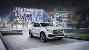this is the mercedes pickup truck