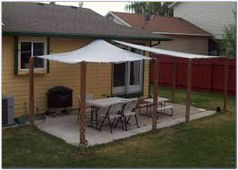 patio shade sails posts patios home decorating ideas 96w6bzew35