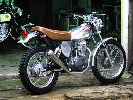 yamaha xt500 scrambler way2speed