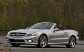 mercedes images gallery 2008 9 mercedes sl550 comparison gallery motor trend