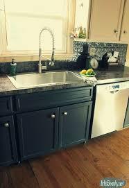 Kitchen Cabinet Makeover Painted Kitchen Cabinet Makeover Reveal Hometalk