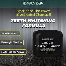 Teeth Whitening Colorado Springs Majestic Pure Teeth Whitening Activated Charcoal Powder U2013 Asia Dash