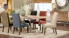 Contemporary Formal Dining Room Sets Picture Of Abaco 5 Pc Dining Room From Dining Room Sets Furniture