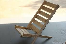 Diy Lounge Chair Diy Homemade Pallet Lounge Chair Home Design Garden