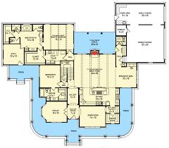 farmhouse floor plan spacious farmhouse house plan 58597sv architectural designs