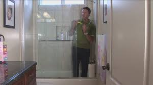 video how to clean shower glass doors ehow