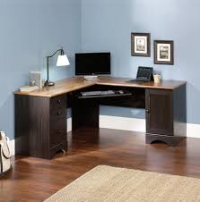 Wooden Office Table Design Furniture Office Grey Metal Corner Computer Desk With Drawer And
