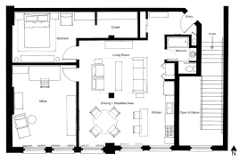 galley kitchen with island floor plans art deco floor plans kitchen small galley with island floor