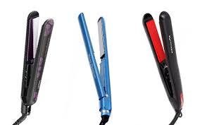 Catokan Rambut Tourmaline wajib tahu 3 jenis plat alat catok rambut daily