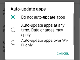 how to update apps android how to update android apps automatically