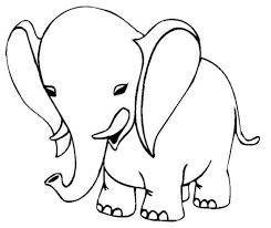 print free elephant coloring pages 36 coloring kids