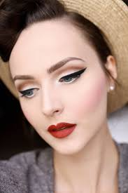 best 25 retro makeup ideas on pinterest vintage makeup pin up