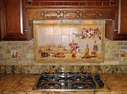 tuscan kitchen backsplash olives tile mural backsplash of olive garden landscape