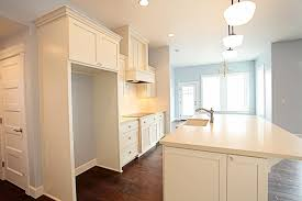 Molding On Kitchen Cabinets How To Install Kitchen Cabinet Crown Molding Howtos Diy Regarding