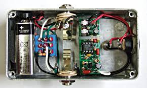 analog man buffer pedal
