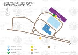 New Orleans Louis Armstrong International Airport World Travel Guide Bureau De Change Orleans