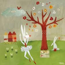 tableau deco chambre enfant tableau 39x39cm décoration chambre enfants artiste français