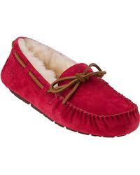 ugg australia dakota sale ugg dakota shop s ugg dakota slippers lyst