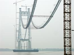 Ma'anshan Yangtze River Bridge
