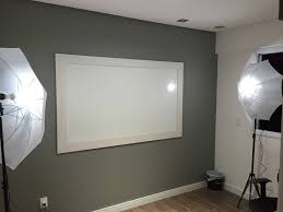 home office studio setting to create calculus videos lighting
