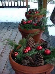 Winter decorating with natural materials – 20 great ideas