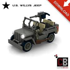 police jeep toy world war brickizimo toys com