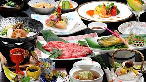 traditional cuisine japanese foods