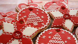 how to decorate cookie ornaments day 3 of the 12 days