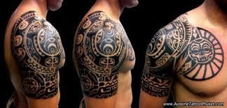 67 cool shoulder tattoos