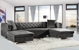 Contemporary Sectional Sofa With Chaise Sectional Sofas Microfiber Sectional Sofas At Comfyco Com Modern