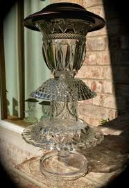 Antique Christmas Lights Christmas Lights One Antique Vintage Handmade Crystal Glass Solar