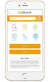 themes for mobile apps job board mobile themes job board software with mobile apps ats
