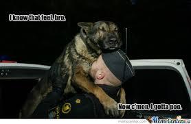 Law Dog Meme - rmx police dog by winblee meme center