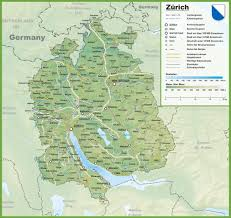 Map Of Germany With Cities by