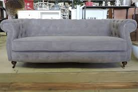 canapé chesterfield tissu les salons
