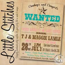 baby shower invitations stunning western baby shower invitations