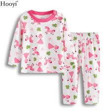 princess frog baby sleepwear suits infant pajamas pink 100