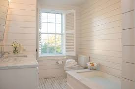 bathroom wall coverings ideas shiplap bathroom walls design ideas
